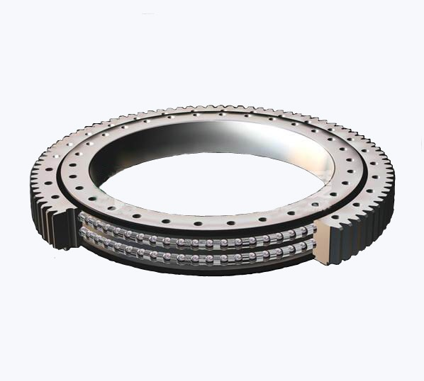 Double Volleyball Type 02 Series Rotary Bearing